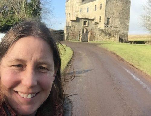 A wee Outlander tour