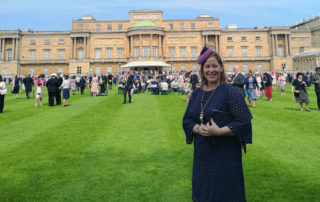 Queen's garden party