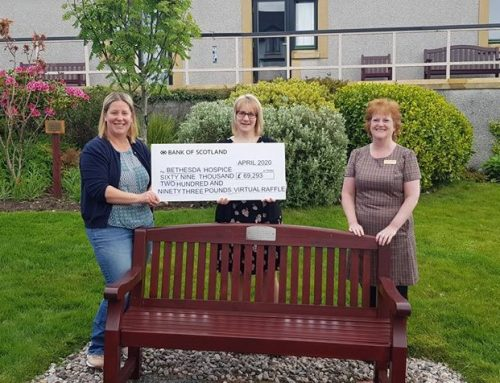 Virtual Raffle raises almost £70,000 for Island Hospice