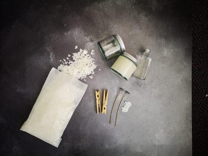soy candle making kits