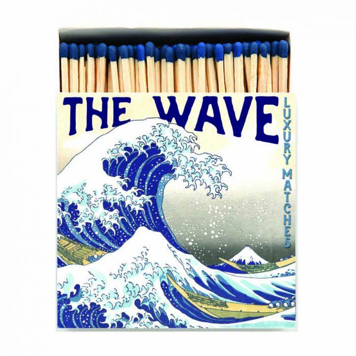 the wave matchbox