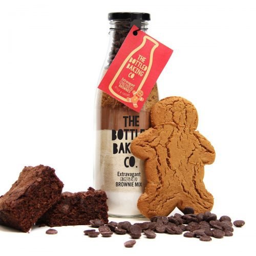 Gingerbread Brownies
