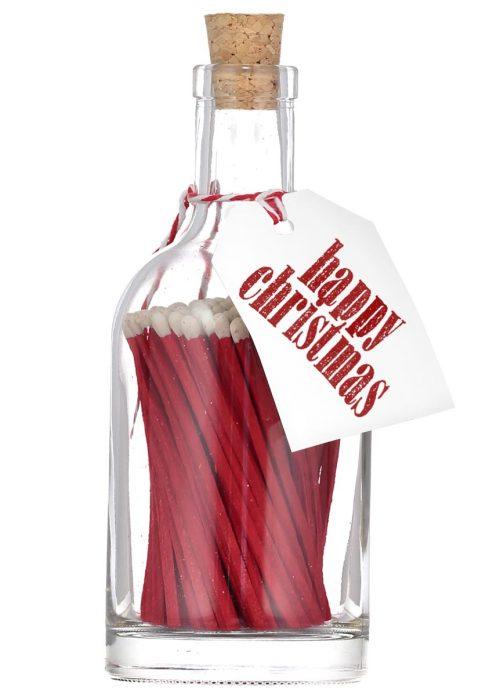 Happy Christmas Luxury Matches
