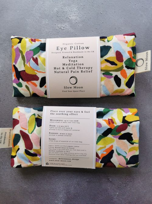 Pebbles Eye pillows