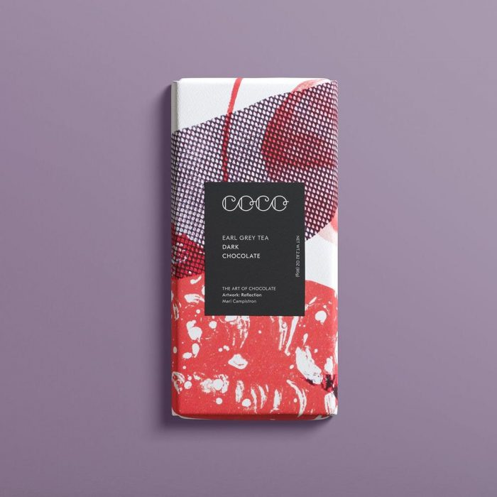 Earl Grey Tea Chocolate Bar