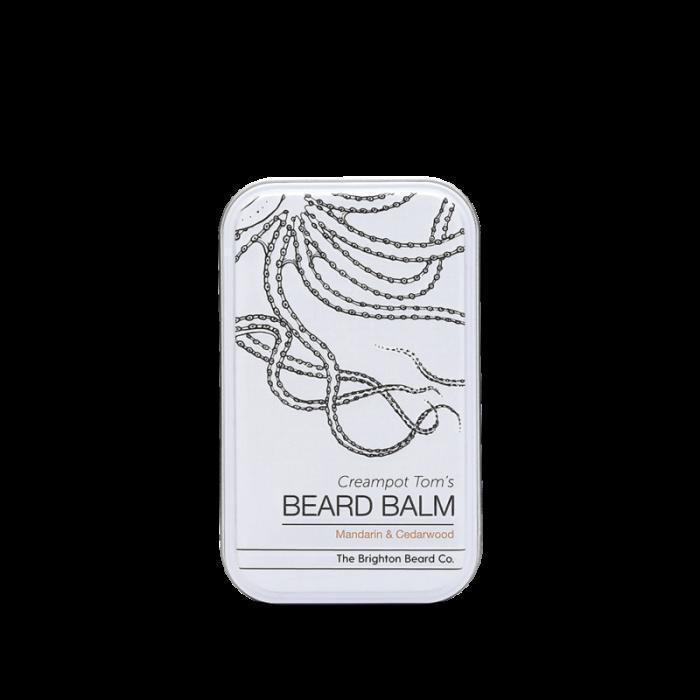 Cedarwood mandarin beard balm