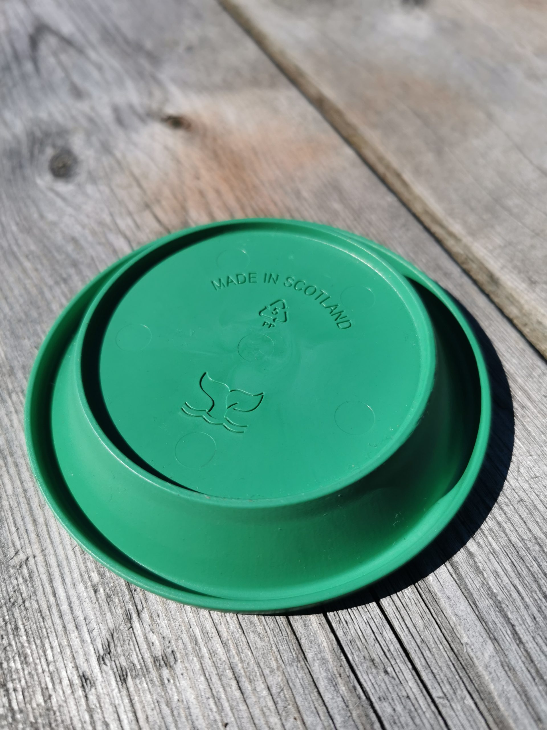Ocean Plastic Saucer