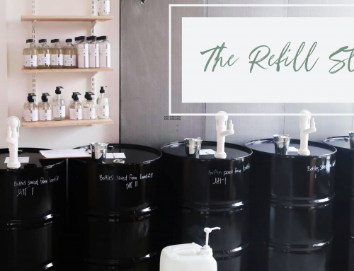 Welcome to Our Refill Station