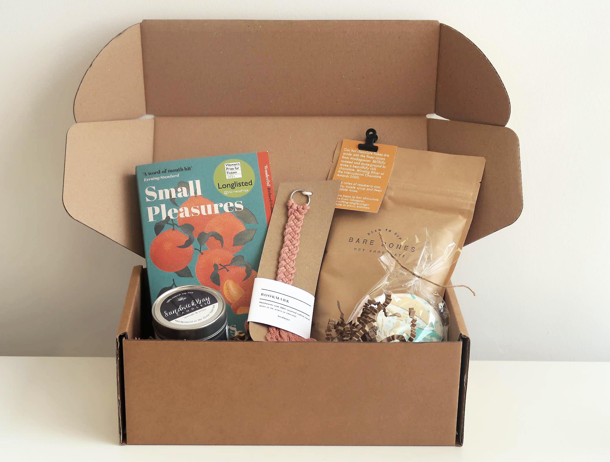 Night In Gift Box - Small Pleasures