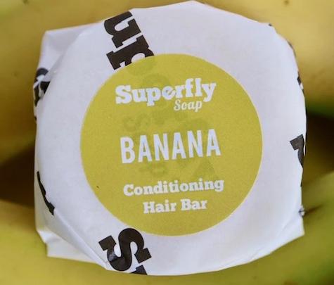 banana conditioning bar
